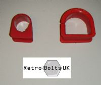 Steering Rack to Cross Member Polyurethane Bushes - MK1 ESCORT